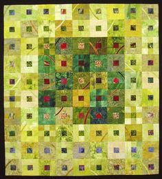 Terry Kramzar - Fiber Artist - Abstract Gallery