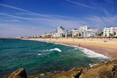 Quarteira Beach I Saw, Cheryl, Places Ive Been, Portugal, To Go, Explore, Beach, Water, Outdoor