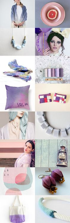 Lavender state of mind by liliana salomon on Etsy--Pinned+with+TreasuryPin.com