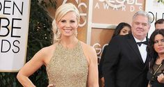 Golden Globes 2014: Monica Potter on the Red Carpet | Reel Life With Jane