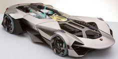 Lamborghini Quanta concept | Motor