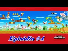 New Super Mario Bros. Wii 100% Episódio #4