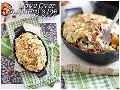 Shepherds Pie Casserole | by Sonia! The Healthy Foodie