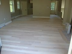 Light Wood Flooring What Color To Paint Walls Hickory