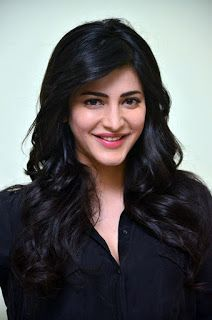 South Indian actress most beautiful and charming (shruti Hassan)  HD quality images
