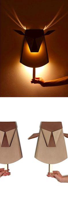 La luz hace los cachos