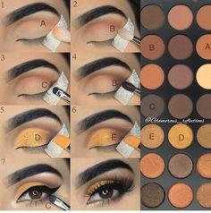 15 Easy & Gorgeous Makeup Looks For Beginners - Natural Eye Makeup - . - - 15 Easy & Gorgeous Makeup Looks For Beginners - Natural Eye Makeup - Makeup 101, Mac Makeup, Makeup Goals, Skin Makeup, Makeup Inspo, Eyeshadow Makeup, Makeup Inspiration, Beauty Makeup, Eyeshadows