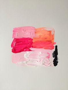 Flamingo Palette, Megan Carn