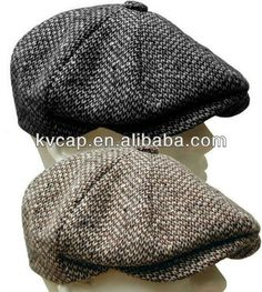 WOOLRICH Wool Tweed Gatsby Newsboy Cap Men Ivy Hat Golf Driving Flat Cabbie $1~$5