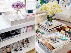Decoração com Livros | Book Decor Inspiration