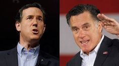 Washington race gives GOP candidates last chance for momentum before Super Tuesday  By Dan SpringerPublished March 02, 2012FoxNews.com    Shown here are Rick Santorum and Mitt Romney. (AP)