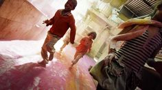 HOLI – Festival of Colors 2012 Slowmotion Clip