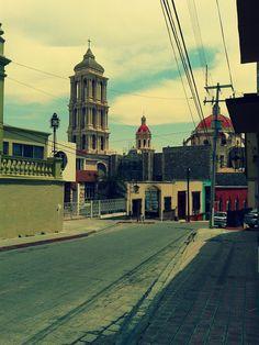 My city..Saltillo, Coahuila, México  I know exactly where this is.