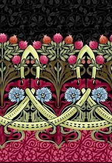 William Morris inspired