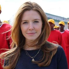 Stacey Dooley - brave beautiful tv presenter & investigative journalist visits tough places with some unbelievable stories all approached with her down to earth, honest, open & full of feeling self