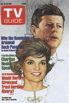 Vintage TV Guide's | Vintage TV Guide Covers