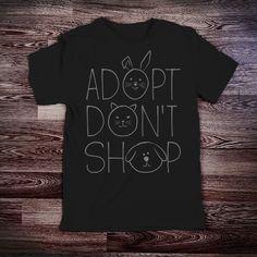 RESQTHREADS — Adopt Don't Shop Black