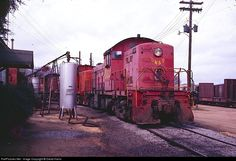 RailPictures.Net Photo: GM&O 1112 Gulf, Mobile & Ohio Alco RS-1 at Montgomery, Alabama by David Harris