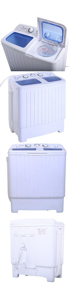 Washing Machines 71256: Portable Mini Washers And Dryers Compact Spin Dryer Appliances Washing Machine -> BUY IT NOW ONLY: $146.97 on eBay!