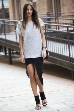 very nice and easy for every aspect of life - Asymmetric skirt