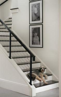 Stunning Stair Railings (Centsational Girl) | Pinterest | Staircases ...
