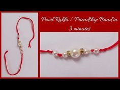 Handmade Rakhi Designs, Silk Thread Bangles Design, Rakhi Making, Rakhi Online, Raksha Bandhan, Fun Crafts For Kids, Floral Hair, Jewelry Crafts, Friendship Bracelets