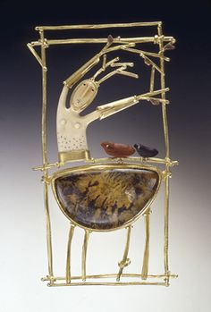 Carolyn Morris Bach...have admired her work for a long time