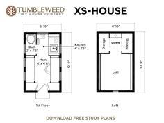 Tumbleweed Tiny House Plans tumbleweed farallon 26 alta | 26 foot tiny house plans | pinterest