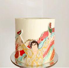 Pretty Birthday Cakes, 18th Birthday Cake, Pretty Cakes, Cute Cakes, Beautiful Cakes, One Direction Party, One Direction Cakes, Harry Styles Birthday, Harry Birthday