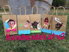 Hey, I found this really awesome Etsy listing at https://www.etsy.com/listing/287387319/moana-goddie-bags-or-party-favor-bags-12