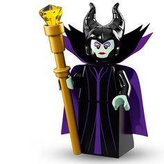 Lego Minifigure Serie Disney, Malefica