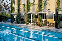 Health Spa Napa Valley in St. What better place to unwind, work out, sit in the eucalyptus steam room, treat yourself to a massage. St Helena, Napa Valley, Spa Day, Wine Country, Resort Spa, Dream Vacations, Wonders Of The World, Places Ive Been, Beautiful Places
