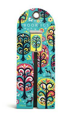 'Wellspring' Bookjigs Bookmark