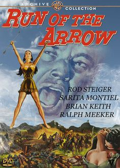 Run of the Arrow (1957) - Metek Artwork