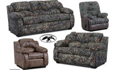 1000 Images About Hunting Living Room On Pinterest Recliners Duck Commander And Camouflage