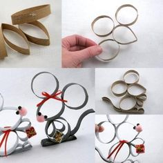 Cute craft idea for kids and adults :)