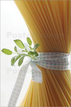 Tanja Riedel - Gartenkräuter an Pasta