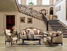 Some Kinds of Traditional Furniture: Beautiful Living Room With Cottage Style Furniture Pretty Design ~ workdon.com Furniture Inspiration