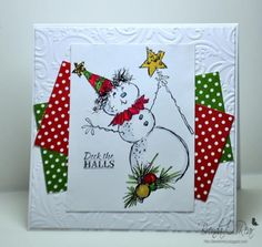 Celebrate Christmas by Benzi - Cards and Paper Crafts at Splitcoaststampers