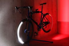 Ultimate safety bike lights are just the thing for Milwaukee streets.