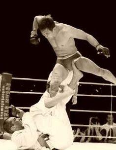 Kazushi Sakuraba vs. Royce Gracie