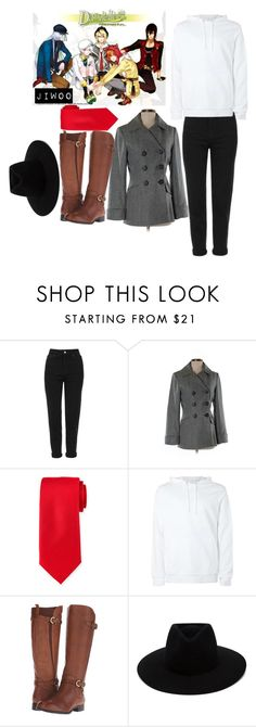 """""""Jiwoo(DandelionWishes brought to you)"""" by chibiblue ❤ liked on Polyvore featuring Topshop, Moda International, Neiman Marcus, Naturalizer and rag & bone"""