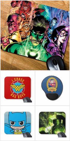 DC Comics™ Mousepads