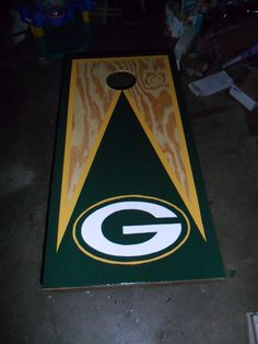 Sports Theme Gift  Packers Football  Custom by Sportygrl44 on Etsy, $135.00
