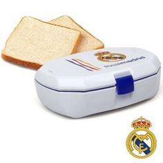 Porta Sandwich Real Madrid
