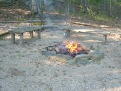 fire pit wood storage - Google Search
