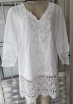 39287190c7 14 melhores imagens de batas tecido algodão laise lese renda grupir ...