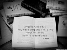 Book Quotes: Over 40 amazing book quotes for avid readers and bookworms.