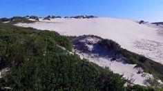 DJI Phanto Standard 3 Ariel Footage of Arniston South Africa (amazing vi...