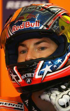 Nicky Hayden Photo - MotoGP of Jerez - Qualifying